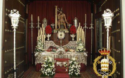 Calurosa Procesión del Corpus Christi