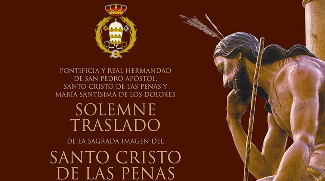Solemne Traslado del Santo Cristo de las Penas