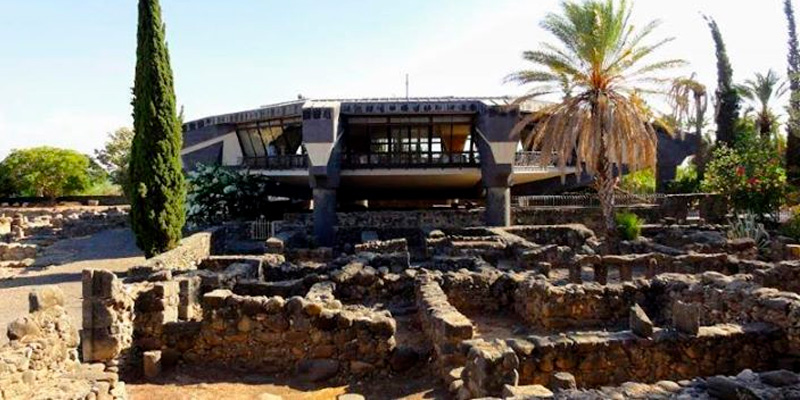 Arqueología y Fé: La casa de San Pedro en Cafarnaum